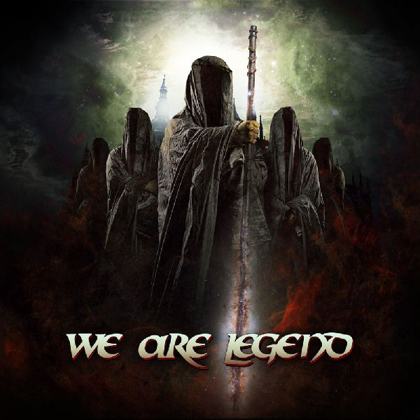 We are Legend EP 2012